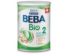 Z.B. Nestlé Beba Bio 2, 3 x 800 g 50.00 statt 75.00