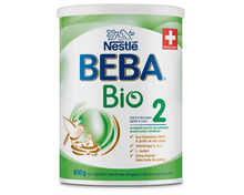 Z.B. Nestlé Beba Bio 2, 800 g 21.20 statt 26.50