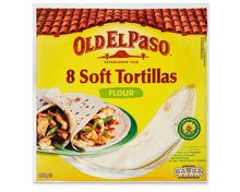 Z.B. Old el Paso Flour Tortillas, 8 Stück, 326 g 3.35 statt 4.80