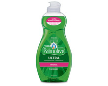 Z.B. Palmolive Ultra Original, 3 x 500 ml, Trio 8.95 statt 13.50