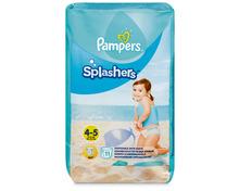 Z.B. Pampers Splashers, Grösse 4–5, 11 Stück 8.95 statt 12.80