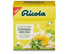 Z.B. Ricola Bio-Zitronen Melisse, 18 Portionen 4.15 statt 5.95