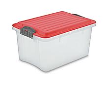 Z.B. Rotho Stapelbox «Compact»