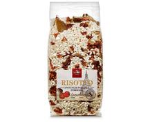 Z.B. Sapori d'Italia Risotto con funghi porcini e pomodori, 300 g 3.95 statt 4.95