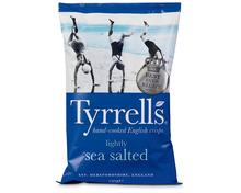 Z.B. Tyrrells Chips Lightly Sea Salted, 150 g 3.45 statt 4.95