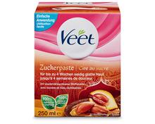 Z.B. Veet Zuckerpaste, 250 ml 11.10 statt 15.90