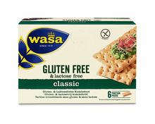 Z.B. Wasa Knäckebrot glutenfrei, 240 g 2.60 statt 3.75