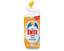 Z.B. WC-Ente Gel Total Aktiv Citrus, 750 ml 3.60 statt 4.50