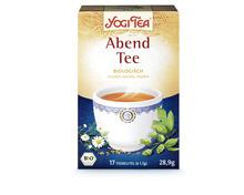 Z.B. Yogi Tea Bio-Abend-Tee, 17 Portionen 3.60 statt 4.50