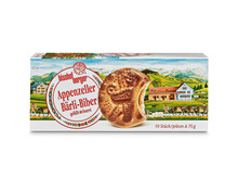 Zweifel Appenzeller Bärli-Biber, 10 Stück, 750 g