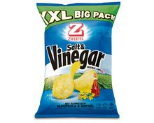 Zweifel Chips Salt & Vinegar, Big Pack XXL, 380 g