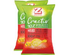 Zweifel Cractiv Chips Nature