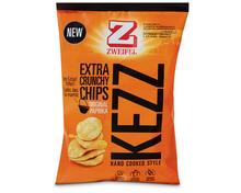 Zweifel Kezz Chips Crunchy Paprika, 2 x 110 g, Duo