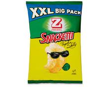 Zweifel Snacketti Paprika Shells, Big Pack XXL, 225 g