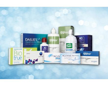 15% bei Linsenmax: Kontaktlinsen supergünstig online kaufen!