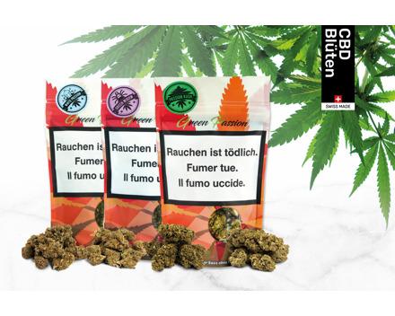 25% auf die besten Schweizer CBD Blüten