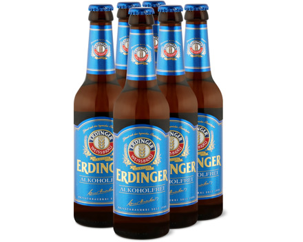 Alle alkoholfreien Biere