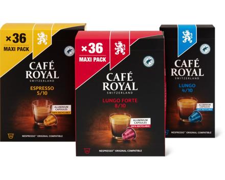 Alle Café Royal Kapseln