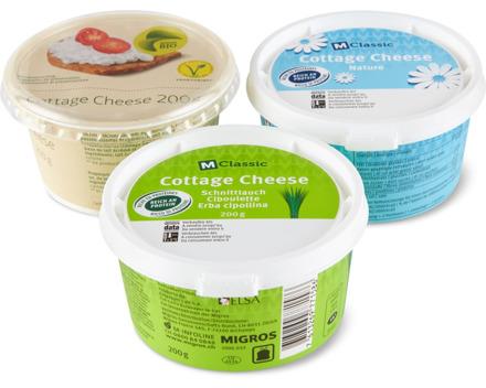 Alle M-Classic-, Bio- und aha!-Cottage Cheese