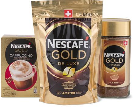 Alle Nescafé Instant-Kaffees