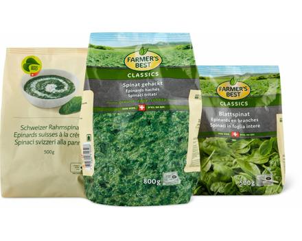 Alle Spinat-Produkte