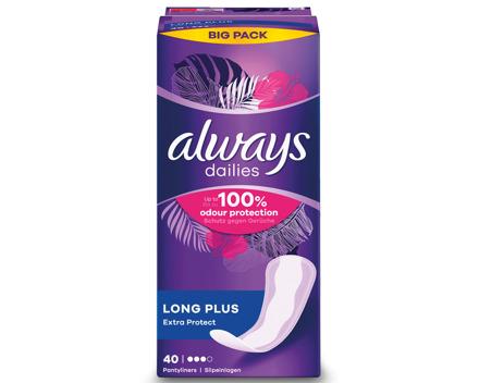 Always Binden / Slipeinlagen / Discreet