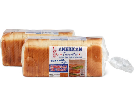 American Favorites XL-Toast