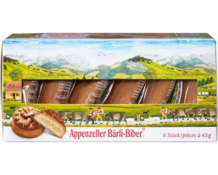 Appenzeller Bärli-Biber