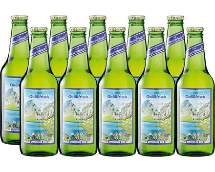 Appenzeller Bier Quöllfrisch hell