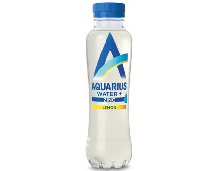 Aquarius Zink Lemon / Magnesium Blood Orange