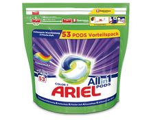 Ariel All-in-1 Pods Color, 53 Stück