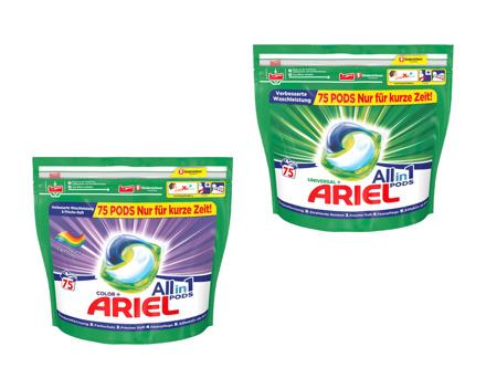 Ariel All in 1 Pods Color/Regular