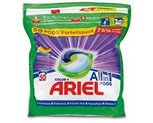 Ariel All-in-1 Pods Colorwaschmittel, 50 Stück
