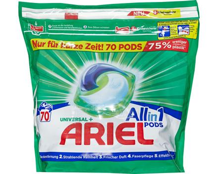 Ariel Waschmittel All in 1 Pods Universal