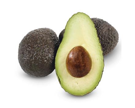 Avocados genussreif