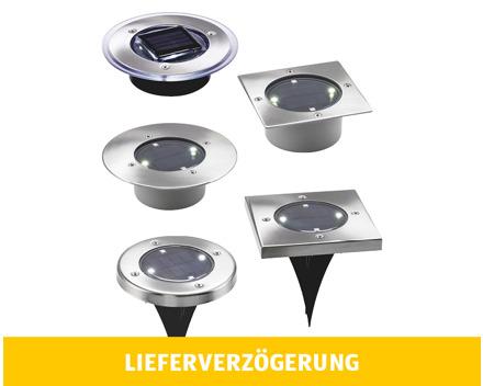 BELAVI® LED-SOLARBODENLEUCHTE