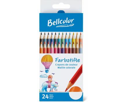 Bellcolor Farbstifte, FSC