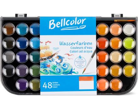 Bellcolor Wasserfarben