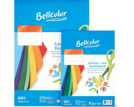 Bellcolor Zeichenpapier