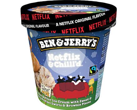 Ben & Jerry's Netflix & Chill'd