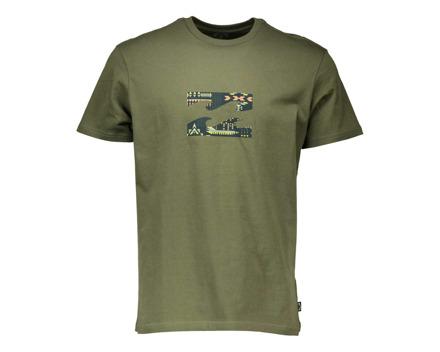 Billabong Herren-T-Shirt Wave