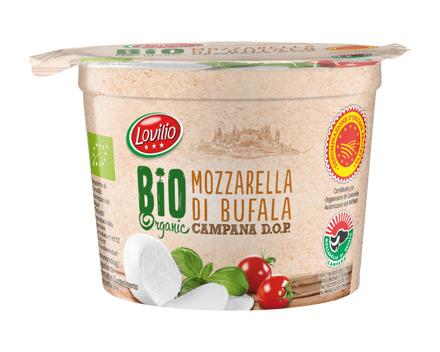 Bio Büffelmozzarella