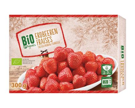 Bio Erdbeeren