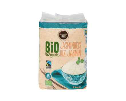 Bio Fairtrade Jasminreis
