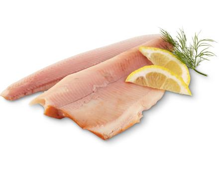 Bio Forellenfilets geräuchert