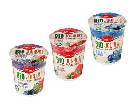 Bio Fruchtjoghurt