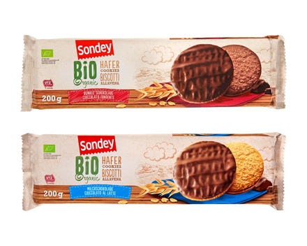 Bio Hafer Cookies