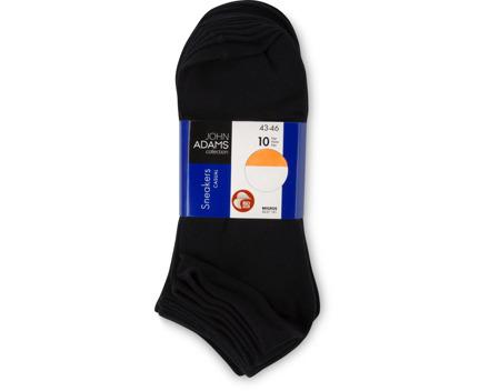 Bio John Adams Herren-Sneaker-Socken