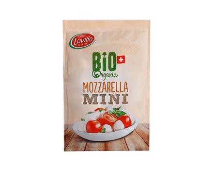 Bio Mini Mozzarella