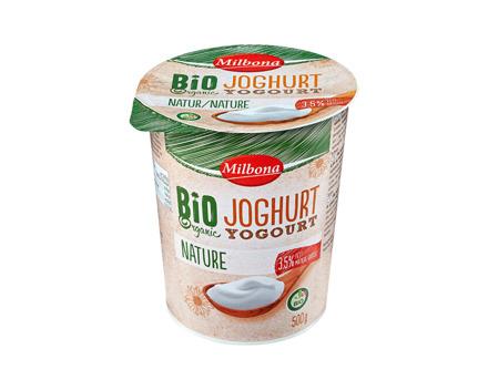 Bio Naturejoghurt 3,5%